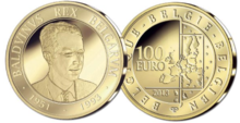 Coins BE 100€ 20 year death Baudouin.PNG
