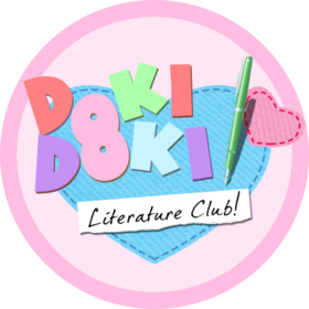 Image illustrative de l'article Doki Doki Literature Club!