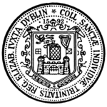 Trinity College Dublin, The University of Dublin Seal.png