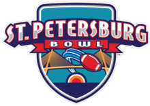 Description de l'image Logo St Petersburg Bowl 2015.png.