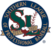 Description de l'image  Southern League baseball.png.