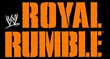 Logo officiel du Royal Rumble 2011
