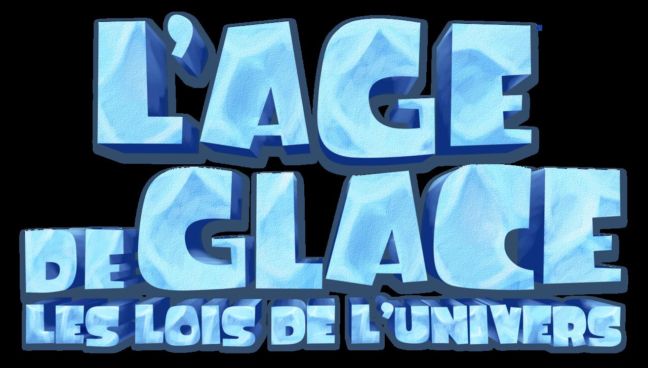 Fichierlâge De Glace Les Lois De Lunivers Logopng