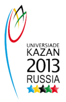 Description de l'image  Logo Universiades 2013.png.