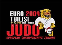 Description de l'image Logo championnats d'Europe de judo 2009.jpg.