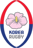 Description de l'image Logo Korea Rugby Union 2015-09.png.