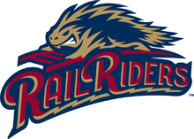 Description de l'image Scranton Wilkes Barre RailRiders.PNG.