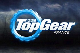 Logo de Top Gear France.