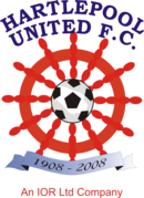 Logo du Hartlepool United FC