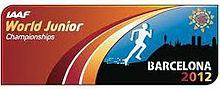 Description de l'image  Logo IAAF Barcelona 2012.jpg.
