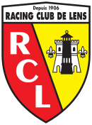 Logo du Racing Club de Lens