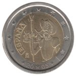 ES 2€ 2005 Don Quichotte.png