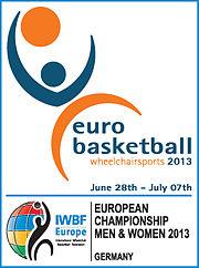 48bda0aebdb66 Championnats d'Europe de basket-ball en fauteuil roulant — Wikipédia