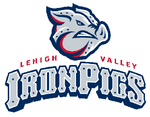 logo des IronPigs de Lehigh Valley