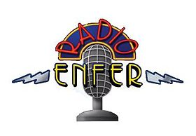 Logo de Radio Enfer