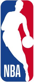 Le logo de la NBA.