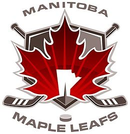 Description de l'image Logo des Maple Leafs du Manitoba.jpg.