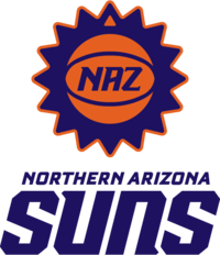 Logo du Suns de Northern Arizona