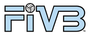 Logo officiel de la FIVB