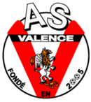 Logo du AS Valence