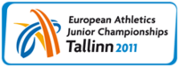 Description de l'image Logo Championnats d'Europe junior d'athlétisme 2011.png.