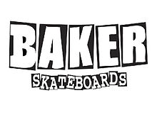 Description de l'image Baker Skateboards Logo.jpg.