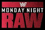 Le logo original de Monday Night RAW, utilisé de 1993 à 1997