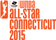 Description de l'image 2015 WNBA All-Star Game logo.png.