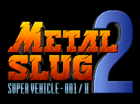 Image illustrative de l'article Metal Slug 2: Super Vehicle-001/II