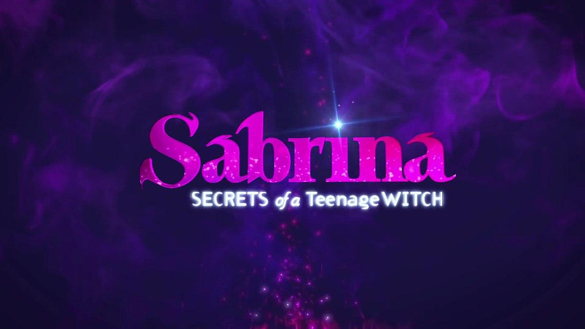 Sabrina  L U0026 39 Apprentie Sorci U00e8re  S U00e9rie T U00e9l U00e9vis U00e9e D U0026 39 Animation