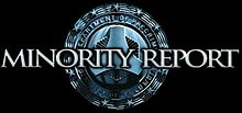 Description de l'image Minority Report Logo.jpg.