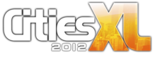 Logo de Cities XL 2012
