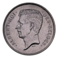 Coin BE 20F Albert I belga obv FR 59.png