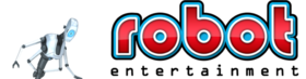 logo de Robot Entertainment