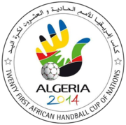 Description de l'image Logo CAN Handball 2014.png.