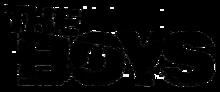 Description de l'image The Boys (série télévisée) Logo.png.