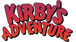 Kirby's Adventure Logo.png