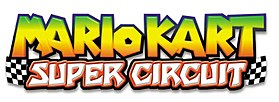 Image illustrative de l'article Mario Kart: Super Circuit