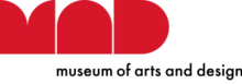 Logotype Museum of Arts and Design MAD New York.png