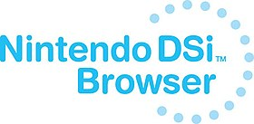 Image illustrative de l'article Nintendo DSi Browser