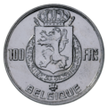 Coin BE 100F Dynasty rev FR 73.png