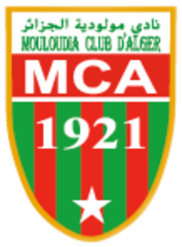 - Mouloudia Club d'Alger (football)