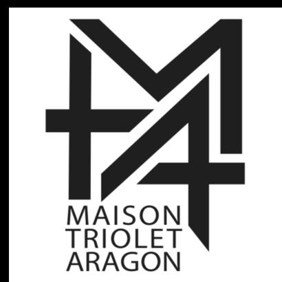 Comment aller à Maison Elsa Triolet-Aragon en transport en commun - A propos de cet endroit