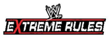 Logo officiel d'Extreme Rules 2010