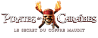 Pirates des Caraïbes Le Secret du coffre maudit Logo.png