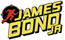 Description de l'image James Bond Jr. Logo.png.