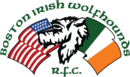 Logo du Boston Irish Wolfhounds