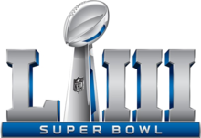 Description de l'image Logo Super Bowl LIII.png.