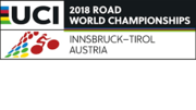 Description de l'image 2018 UCI Road World Championships logo.png.