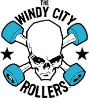 Description de l'image  Windy City Rollers logo.jpg.